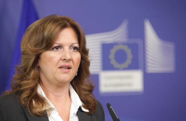 Visit of Suzana Grubješic, Serbian Deputy Prime Minister for European Integration, to the EC