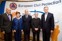Participation of Štefan Füle and Kristalina Georgieva, Members of the EC, in the closing event of the High Level Conference on the future orientation of the Euro-Mediterranean Dialogue and Co-operation in the field of Civil Protection
