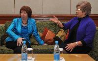 Visit of Catherine Ashton, Vice-President of the EC, to Kyrgyzstan