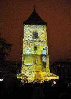 Participation d'Androulla Vassiliou, membre de la CE, aux célébrations organisées en l'honneur de Košice, capitale européenne de Culture 2013