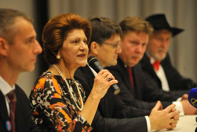 Participation of Androulla Vassiliou, Member of the EC, at the celebrations organised in honour of Košice, 2013 European Capital of Culture