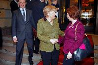 Visit of Catherine Ashton, Vice-President of the EC, to Germany