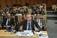 Participation of Andris Piebalgs, Member of the EC, at the Donors' Conference on Mali