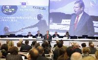 Participation of Johannes Hahn, Member of the EC, at the conference entitled