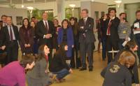 Visit of Fatma Şahin, Turkish Minister for Family and Social Policies, to the EC, and dance performance in the framework of the