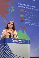 Press conference by Cecilia Malmström, Member of the EC, on