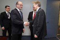 Visit of Oleh Proskuryakov, Ukrainian Minister for Environment and Natural Resources, to the EC