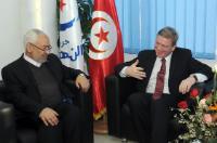 Visit of Štefan Füle, Member of the EC, to Tunisia