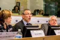 Participation d'Andris Piebalgs, membre de la CE, à la 3e édition des Assises de la coopération décentralisée pour le développement