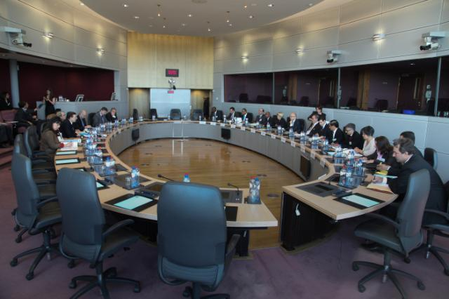 Participation of José Manuel Barroso, President of the EC, and Kristalina Georgieva, Member of the EC, in the 3rd High Level Meeting of the Inter-Regional Dialogue on Democracy