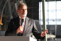 Participation of Johannes Hahn, Member of the EC, at the conference organised by the Association of German Chambers of Industry and Commerce