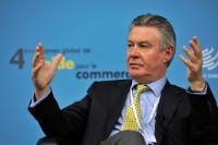 Lancement du Pacte sur la durabilité mondiale à Genève avec la participation de Karel De Gucht, membre de la CE