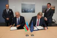 Visit of Shahin Mustafayev, Azerbaijani Minister for Economic Development, to the EC