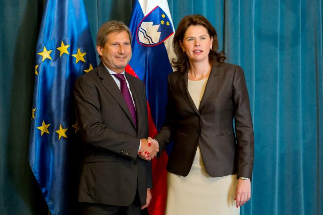 """Slovenia can be more self -confident and proud of what it has achieved"