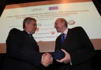Visit of Antonio Tajani, Vice-President of the EC, to Thailand