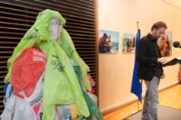 Opening of the 'Nice to sea?' exhibition with the participation of Janez Potočnik and Maria Damanaki, Members of the EC