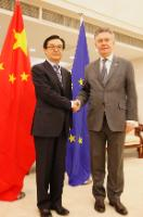 Visit by Karel De Gucht, Member of the EC, to China