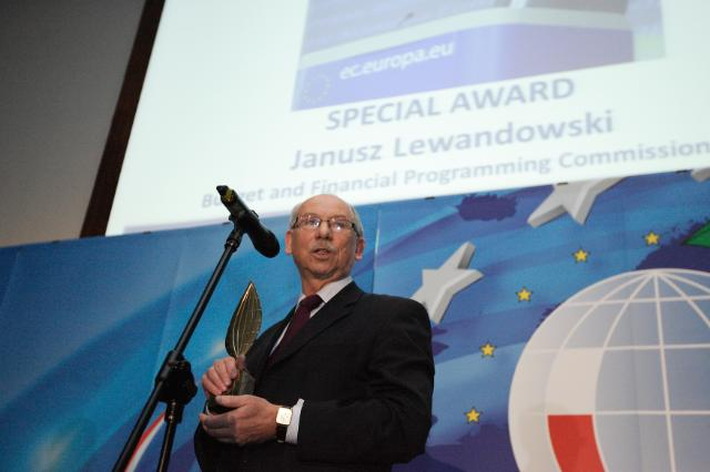Visit of Janusz Lewandowski, Member of the EC, to Poland