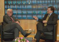 Visit of Frank-Walter Steinmeier, German Federal Minister for Foreign Affairs, to the EC