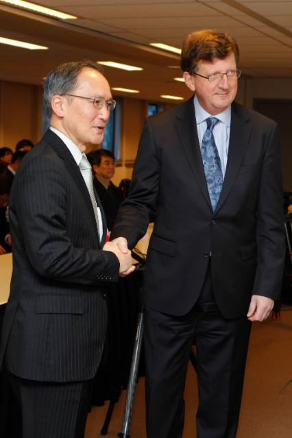 Fourth round of negotiations for a Free Trade Agreement between the EU and Japan