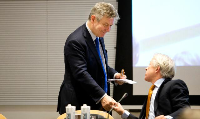 Participation of Karel De Gucht, Member of the EC, at the Trade Policy Conference organised in Copenhagen