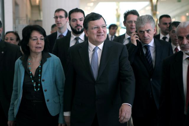 José Manuel Barroso, President of the E...