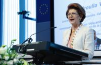 Participation of Androulla Vassiliou, Member of the EC, at the 18th edition of the DG Interpretation-DG Translation–Universities Conference