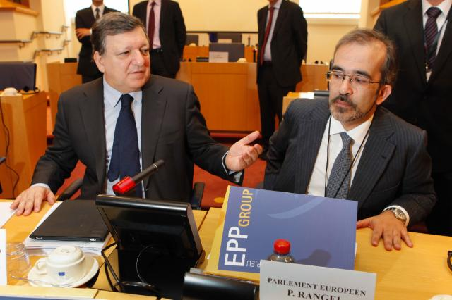 Participation of José Manuel Barroso, President of the EC, in the 20th Summit of Chairmen of the EPP Parliamentary Groups in the National Parliaments of the EU and the EP