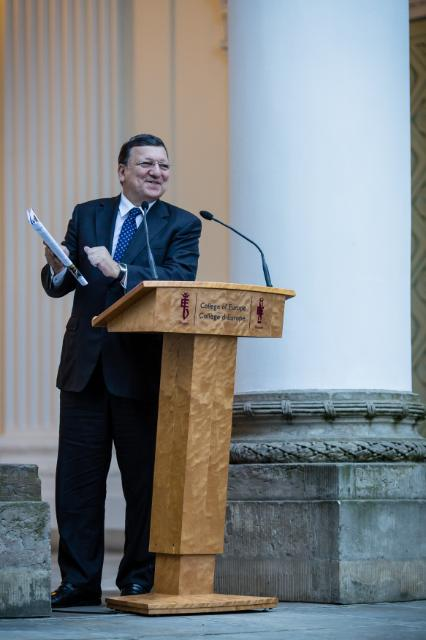 Visit of José Manuel Barroso, President of the EC, to Poland