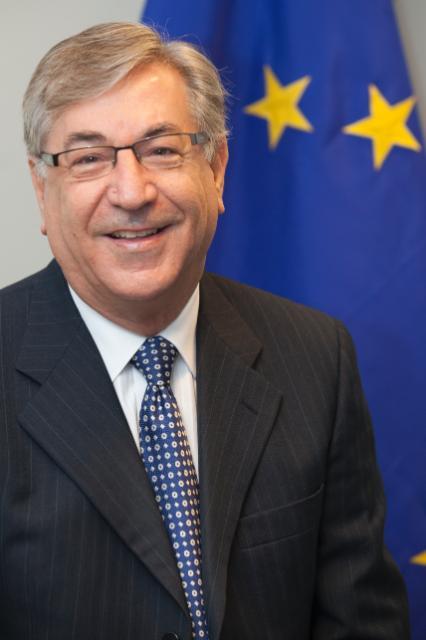 Karmenu Vella, Member designate of the EC