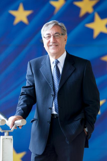 Karmenu Vella, Member designate of the EC