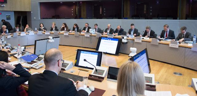 First meeting of the Project Team 'Digital Single Market'