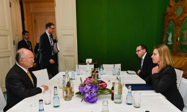 Participation of Federica Mogherini, Vice-President of the EC, in the 51st Munich Security Conference