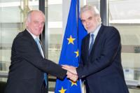 Visit of David Nabarro, United Nations System Senior Coordinator for the response to Ebola Virus Disease, to the EC