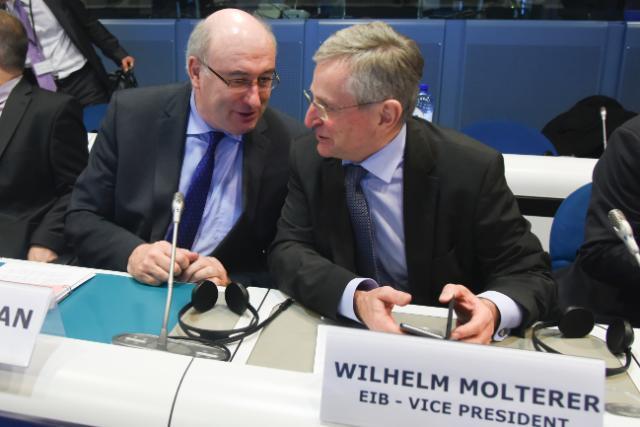Conférence sur la coopération entre la CE et la BEI en matière d'agriculture et de développement rural au sein de l'UE