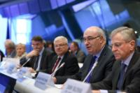 Wilhelm Molterer, Phil Hogan, Carl-Christian Buhr, Member of the Cabinet of Phil Hogan, Jerzy Bogdan Plewa, Director General of DG