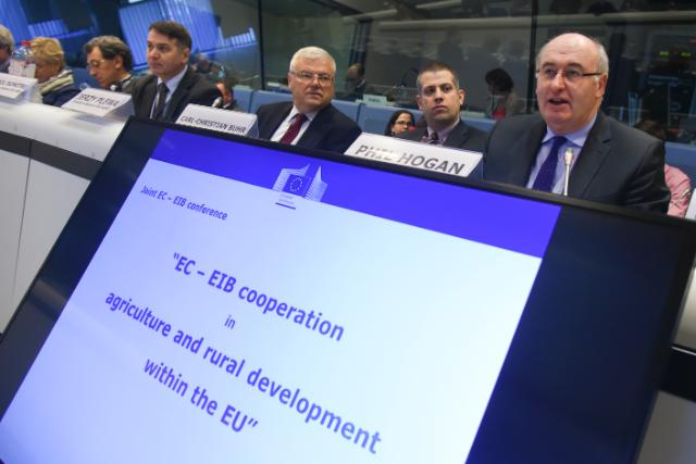 Conference on the cooperation between the EC and the IEB in the field of agriculture and rural development within the EU