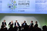 "Illustration of ""BusinessEurope Day on the investment in Europe"""