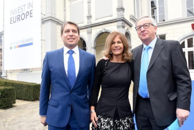 Journée BusinessEurope sur l'investissement en Europe