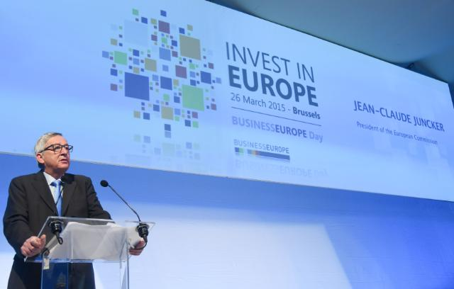 BusinessEurope Day on the investment in Europe
