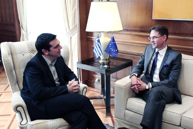 Visit by Jyrki Katainen and Dimitris Avramopoulos to Greece