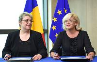 Signature ceremony of the regional operational programme 2014-2020 for Romania