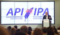 Participation of Jean-Claude Juncker, President of the EC, in the 40th anniversary event of the International Press Association