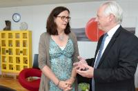 Visit of Francis Maude, British Minister of State for Trade and Investment, to the EC