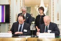 Signature of a COSME agreement in Flanders by the EIF and the Flemish investment group PMV