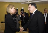 Visit of Federica Mogherini, Vice-President of the EC, to Tunisia