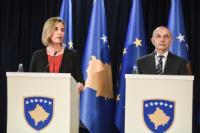 Visit of Federica Mogherini, Vice-President of the EC, and Dimitris Avramopoulos, Member of the EC, to Kosovo
