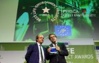 Cérémonies de remise du prix 'Best LIFE Nature and Information' et du prix 'Best LIFE Environment and Information project'