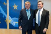 Visit of Mario Draghi, President of the European Central Bank, to the EC