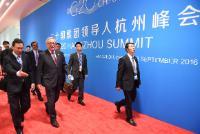 Sommet du G20 en Chine